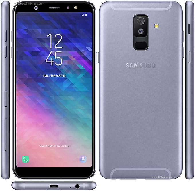 Root Samsung A6 2018